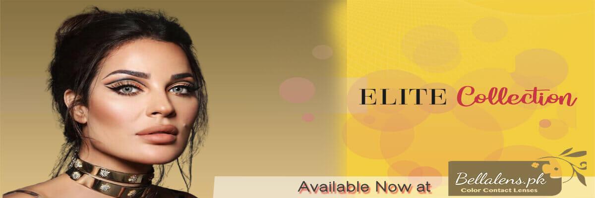Buy Bella Elite Collection Eye lenses in Pakistan @ Bellalens.pk (Bella Elite Collection) (2 lenses))